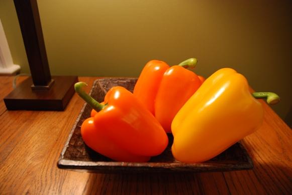 dinner peppers