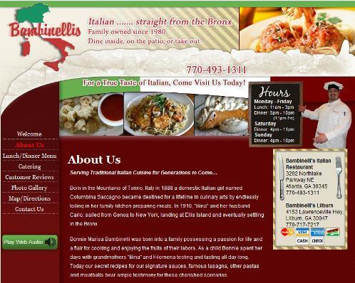 bambinelli's
